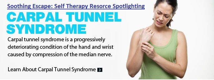 carpal tunnel syndrome natural treatment
